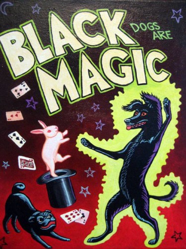 Black Magic, by Kim Parkhurst